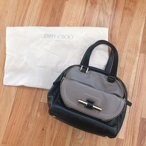 Jimmy choo justine bag